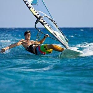 windsurfing courses in Croatia