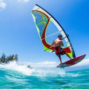 windurfing in croatia