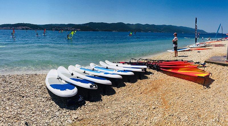 windsurfing chorwacja