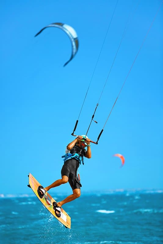 kitesurfing chorwacja