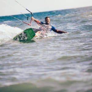 Kitesurfing in Croatia